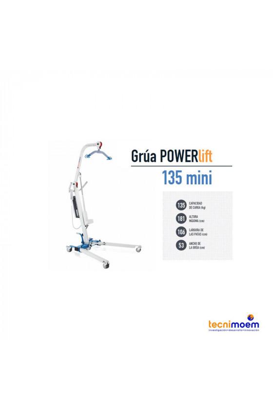 GRÚA POWERLIFT 135 MINI